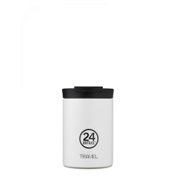 Travel Tumbler 350 Ice White