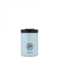 Travel Tumbler 350 Cloud Blue