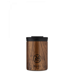 Travel Tumbler 350 Sequoia Wood