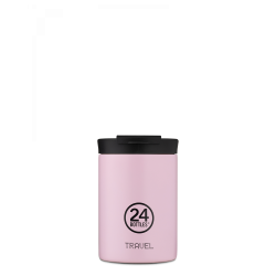 Travel Tumbler 350 Candy Pink