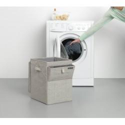 Porta biancheria Box 35L-Grey