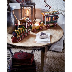 Christmas Toys Memory North Pole Express 55x8x15cm