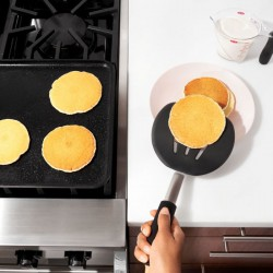 Paletta flessibile pancake in silicone