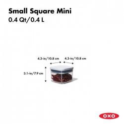Contenitore POP piccolo quadrato mini 0,2L Good Grips