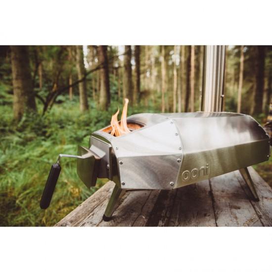 Forno portatile a legna o carbone di legna Karu
