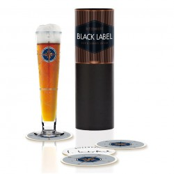 CALICE BIRRA BLACK LABEL - IRIS INTERTHAL CL 40