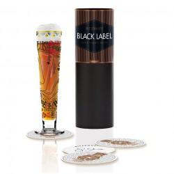 CALICE BIRRA BLACK LABEL - SASCHA MORAWETZ CL 40