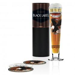 CALICE BIRRA BLACK LABEL - MICHAELA KOCH CL 40