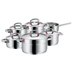 WMF SET PENTOLE 6 PEZZI PREMIUM ONE COOL