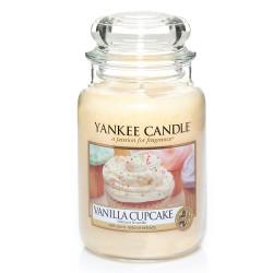 CLASSIC LARGE JAR VANILLA CUPCAKE