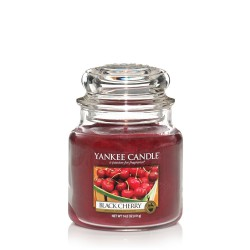 CLASSIC MEDIUM JAR BLACK CHERRY