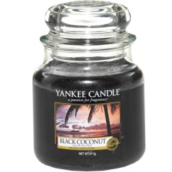 CLASSIC MEDIUM JAR BLACK COCONUT