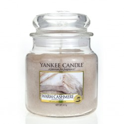 CLASSIC MEDIUM JAR WARM CASHMERE