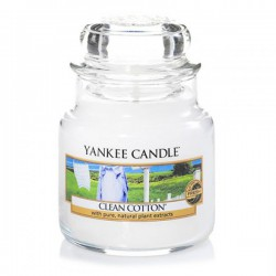 CLASSIC SMALL JAR CLEAN COTTON