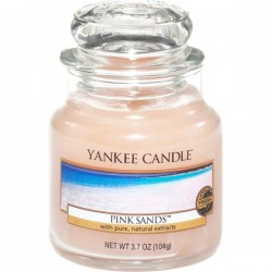 CLASSIC SMALL JAR PINK SANDS