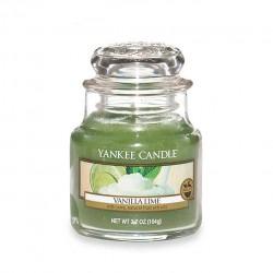 CLASSIC SMALL JAR VANILLA LIME