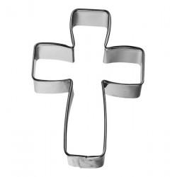 Tronchese a croce, acciaio inox, 6 cm