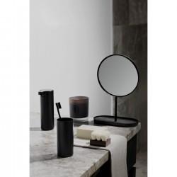 Specchio da tavolo nero Modo