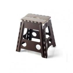 Sgabello step base grigio 29x22xh39 maglia