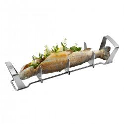 Supporto per il pesce BBQ