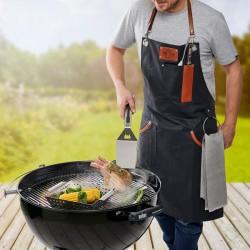 Grembiule per cucinare alla griglia BBQ