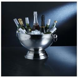 Bar Craft secchiello bevande acciaio inox battuto