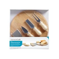 Set da portata per formaggio in legno  KitchenCraft