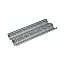 Teglia per baguette antiaderente Masterclass 39x16x2,5 vm