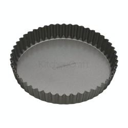 Teglia per crostate salate e dolci con fondo removibile MAsterclass 25 cm
