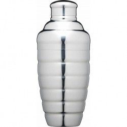 BAR CRAFT SHAKER COCKTAIL LUXE LOUNGE 500 ML - ACCIAIO INOX