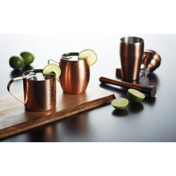 BAR CRAFT LUXE LOUNGE MOSCOW MULE RAME