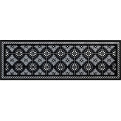 wash+dry Design-Kitchen Tiles black-60/180