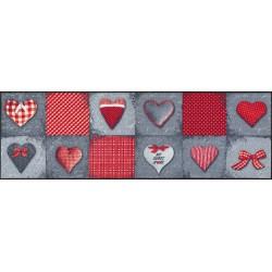 wash+dry Design-My Sweet Home grey-60/180