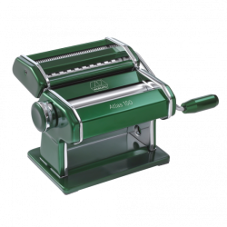 Atlas 150 Color Verde-macchina per pasta manuale