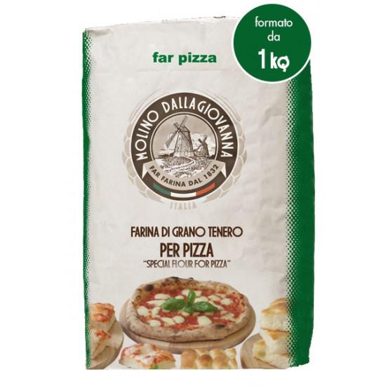 Farina per Pizza -FR- tipo 00- lievitazione rapida