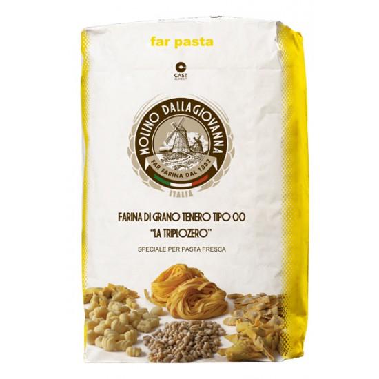 Farina per Pasta -La Triplozero® -Tipo 00