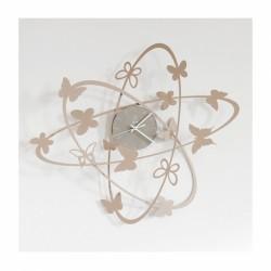Orologio Multi Butterfly, Beige - Arti e Mestieri