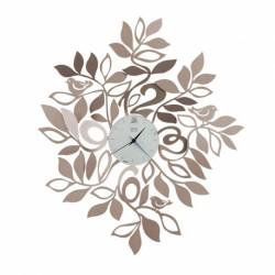 Orologio da parete Natura beige
