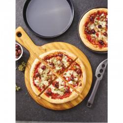 Teglia Pizza Cm 28 Ferro Blu