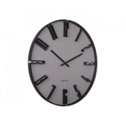 Orologio da parete Sentient grigio caldo