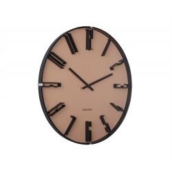 Orologio da parete Sentient marrone sabbia