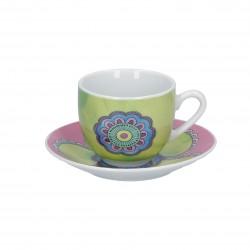 POMPEI - Set Caffe' 6 Pz