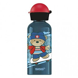 BORRACCIA IN ALLUMINIO SIGG - SKATE 400 ML