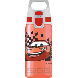 BORRACCIA IN POLICARBONATO 0,5 L CARS SIGG