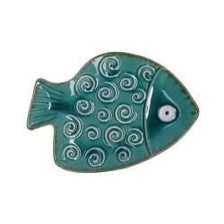 Piatto Decorativo Pesce A SUSANITA