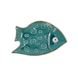 Piatto Decorativo Pesce  B SUSANITA