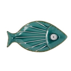 Piatto Decorativo Pesce C SUSANITA