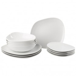 ORGANIC WHITE - SET STARTER PIATTO 12PZ