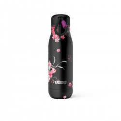 Stainless Steel Bottle 500Ml Mid.Floral
