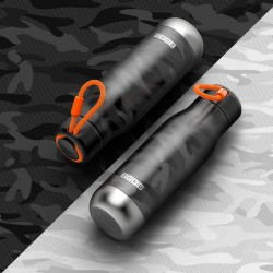 Stainless Steel Bottle 500Ml Camo
